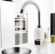 Проточный водонагреватель с дисплеем Inox Digital
