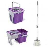 Набор для влажной уборки (швабра+ведро) MAGUS ® MOP TELESCOPIC