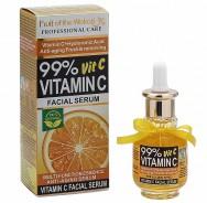 Ser pentru față 99% Vitamin C 40ml Wokali