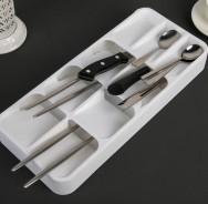 Organizator pentru tacamuri DecoBella Compact Cutlery Organizer 38,8x17x5,2 cm