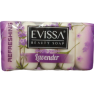 Мыло косметическое для всех типов кожи лица и рук Evissa