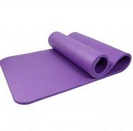 Covoraș pentru yoga si fitness 181x61x1 cm