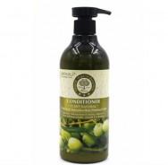Бальзам для волос Plant Natural Olive 550мл Wokali
