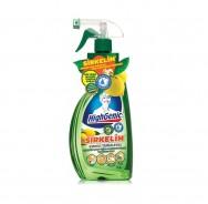 Soluţie de curăţat cu oţet Sirkelim Lemon HighGenic 750 ml