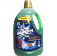 Detergent lichid pentru rufe Der Waschkonig Universal 3,305L
